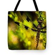 Dragonfly - Dragon Waiting Tote Bag