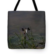 Dragonfly 8 Tote Bag