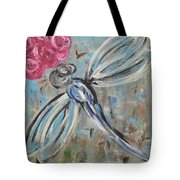 Dragonfly Baby II  Tote Bag