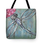 Dragonfly Baby Tote Bag