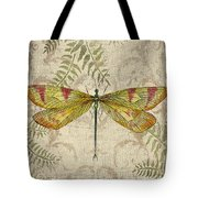 Dragonfly Daydreams-a Tote Bag