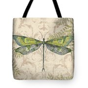 Dragonfly Daydreams-c Tote Bag