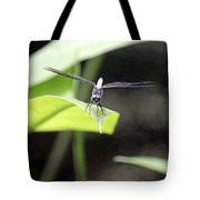 Dragonfly Dimensions Tote Bag