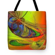 Dragonfly Fancy Tote Bag