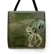 Dragonfly II Tote Bag