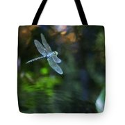 Dragonfly No 1 Tote Bag