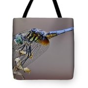 Dragonfly Stance Tote Bag