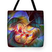 Dragonheart Tote Bag