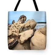 Dragon's Teeth Closeup Tote Bag