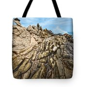 Dragon's Teeth Tote Bag