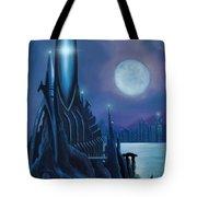 Dragontown Tote Bag
