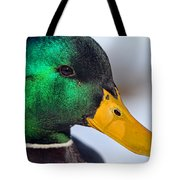 Drake Up Close Tote Bag