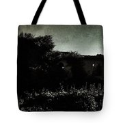 Drama House Tote Bag
