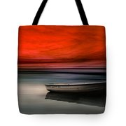 Drama Lake Tote Bag