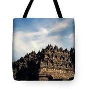 Dramatic Ancient Borobudur  Tote Bag