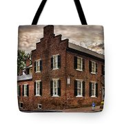 Dramatic Tote Bag