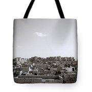 The City Of Jaisalmer Tote Bag