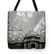 The Jain Temples Tote Bag