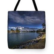 Dramatic Sky Tote Bag