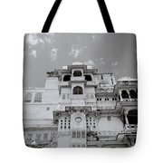 Dramatic Udaipur Tote Bag
