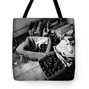 Drank In Spins Tote Bag