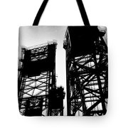 Drawbridge Tote Bag