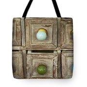 Drawer Knobs Tote Bag