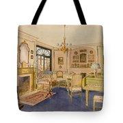 Drawing Room Adam Revival Style Tote Bag