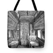 Drawing-room Car, 1869 Tote Bag