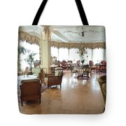 Drawing Room Of Union Oye Tote Bag