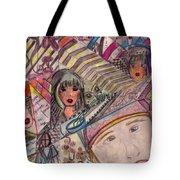 Drawings Tote Bag