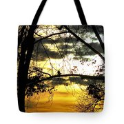 Dream At Dusk Tote Bag