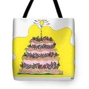 Dream Cake Tote Bag