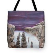 Dream Canyon Tote Bag