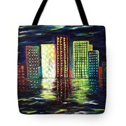 Dream City Tote Bag
