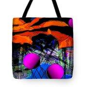 Dream City Tote Bag