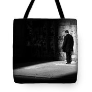 Dream - New York City Street Scene Tote Bag