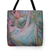 Dream Dancing Tote Bag