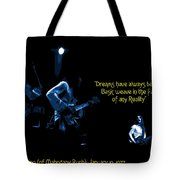Dream Fabric Tote Bag