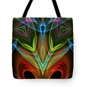 I Dream Flowers Tote Bag