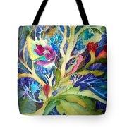 Dream Foliage Tote Bag