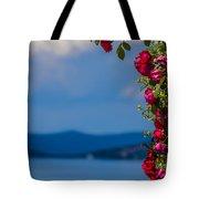 Dream Full Of Roses Tote Bag