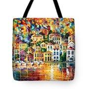 Dream Harbor Tote Bag