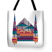 Dream Homes Buy Any Faa Product Or Download For Self-printing  Navin Joshi Rights Managed Images Gra Tote Bag