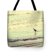 Dream In Aquamarine Tote Bag by Amy Tyler