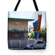 Dream Inn Tote Bag