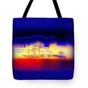 Dreaming Of Our Own Castle  Tote Bag