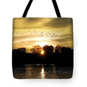 Dream Of A Sunset Tote Bag