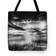Dream Of Better Days-bw Tote Bag