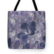 Dream On In Purple Tote Bag